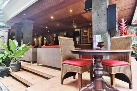 Bali royal style house at ubud - Ubud