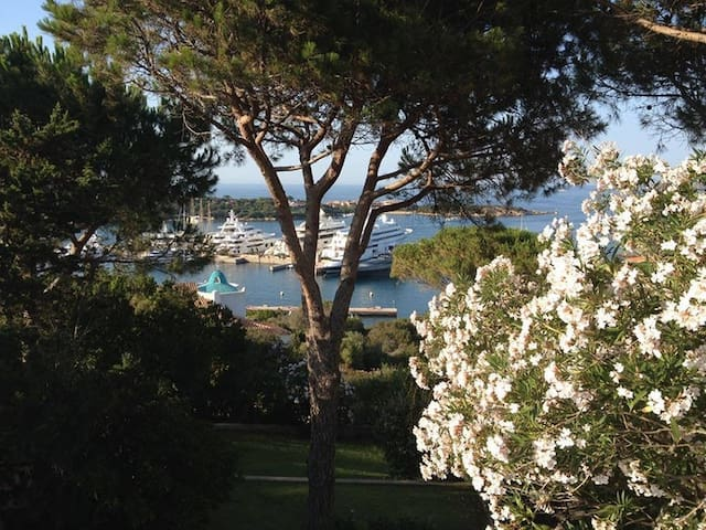 LOVELY APT IN FRONT OF THE SEA -Porto Cervo
