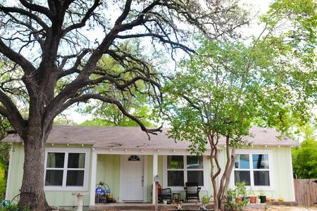 Cozy, Central SoCo Cottage - Austin - House