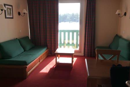 T2 - 35 m2 avec grand balcon vue sur la montagne