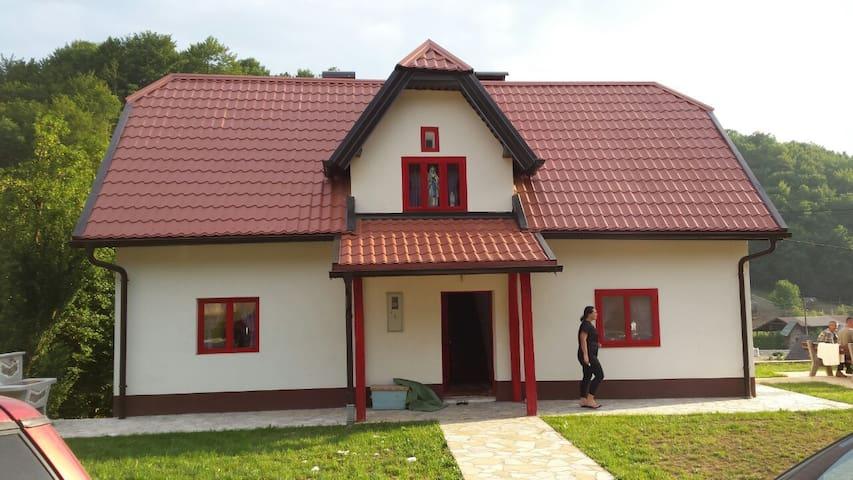 Beautiful nature house! - Rakova Noga - Casa