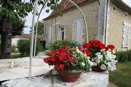 Maison de Campagne en Perigord - Saint-Privat-des-Prés - Casa