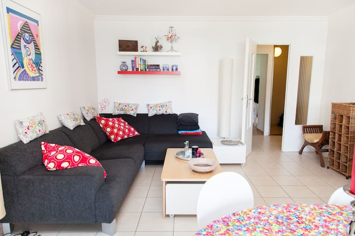 6 Bed fully equipped Apartment - Thonon-les-Bains