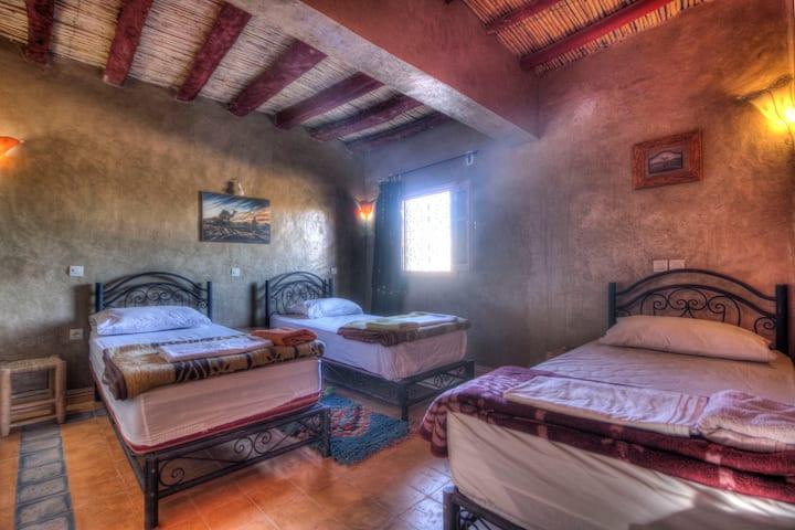 Gite Tamlli, hotel rurale a l'oasis de Tafilalet