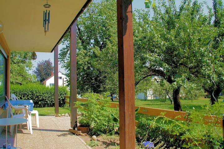 FeWo-Blanda auf der Halbinsel Höri - Gaienhofen - Apartemen