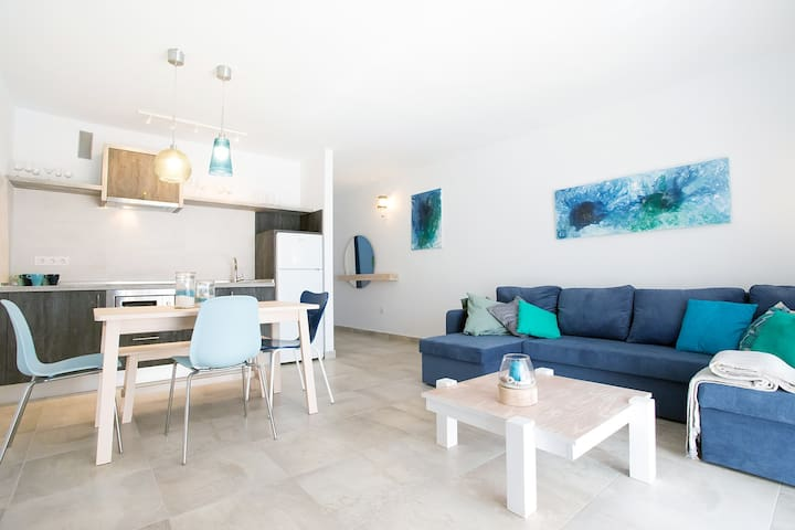 "Appartement ""Primavera"". A coté de la mer."