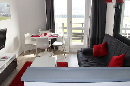 Studio face mer/port - Deauville - Wohnung