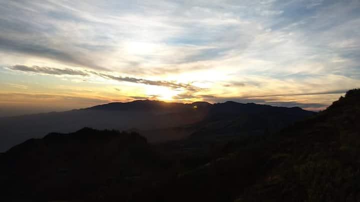 Santo Antao/Pico da Cruz chambre nord (N)
