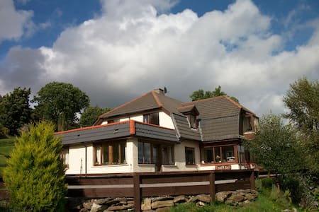 Loughdan House B&B - Roundwood - Bed & Breakfast