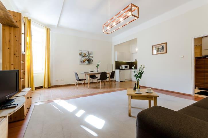 SPACIOUS NEW Apartment @ Vaci Street / Pilvax ! - Budapeste - Apartamento
