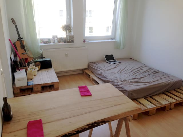 1 Room Apartment in the City Center - München - Wohnung