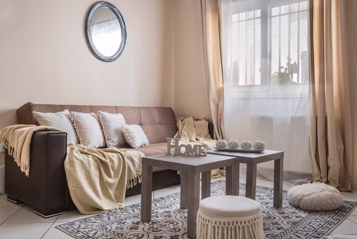 Elegant 1 bedroom apartment for 2-3 persons