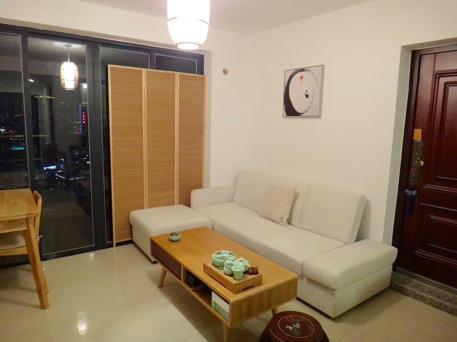 一楼客厅 Sitting Room