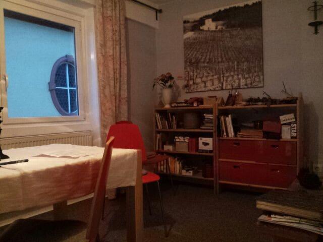2-stöckige Wohnung in Fachwerkhaus - Wetzlar - Huoneisto