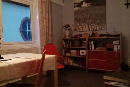 2-stöckige Wohnung in Fachwerkhaus - 베츨라어(Wetzlar) - 아파트