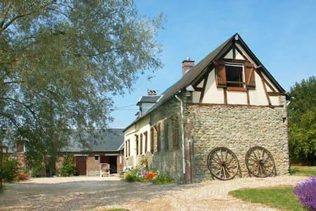 LE GAILLON - peaceful famhouse - Forges-les-Eaux