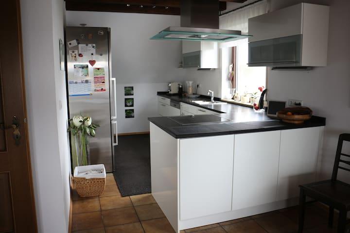 Schöne 80 qm Wohnung in Baindt - Baindt - Apartamento