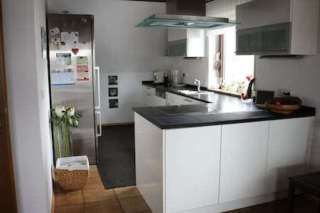 Schöne 80 qm Wohnung in Baindt - Baindt - Квартира