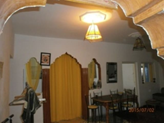 APPARTEMENT REZ JARDIN TOUT CONFORT - Essaouira - Appartement