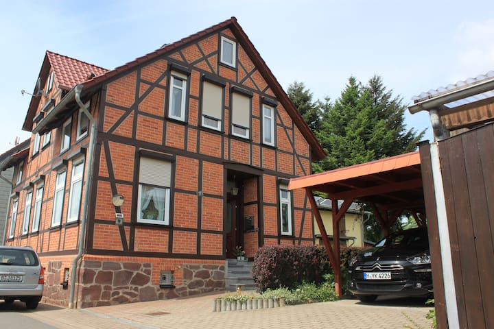 Vacation in Südharz - Harztor - Hus