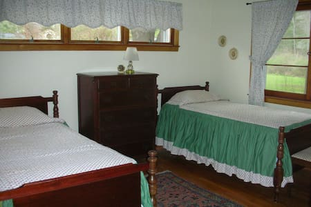 Great room in our comfortable home. - South Corning - House