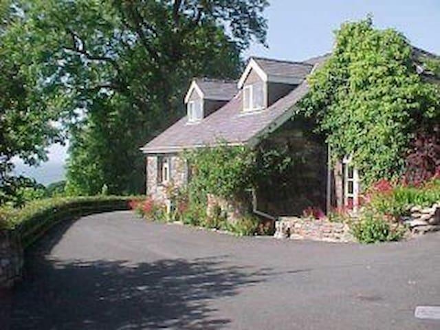 Drwscoed cottage, self cattering - Clynnog-fawr - House