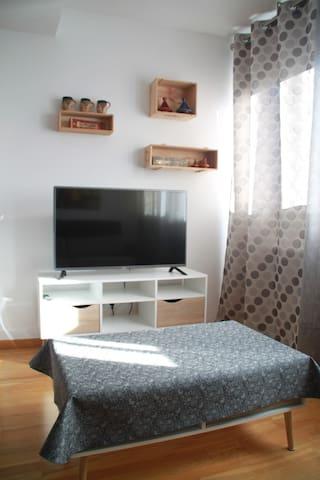 Apartamento centro, zona Laurel - Logroño - Huis
