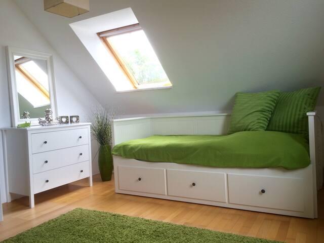 -City Nest 2-    Dachgeschosszimmer