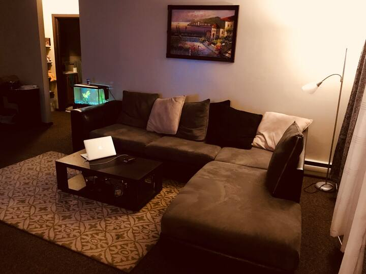 Minneapolis apartment for Superbowl weekend