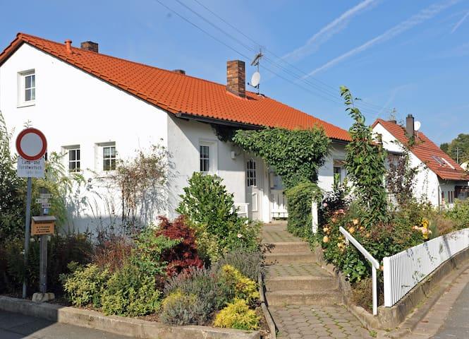 Hohe's Ferienhaus - Wiesenttal - Huis