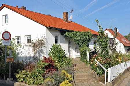 Hohe's Ferienhaus - Wiesenttal - Hus