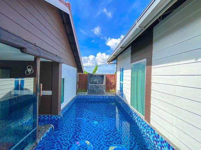 Langkawi Villa Sawah Dania-Private Pool