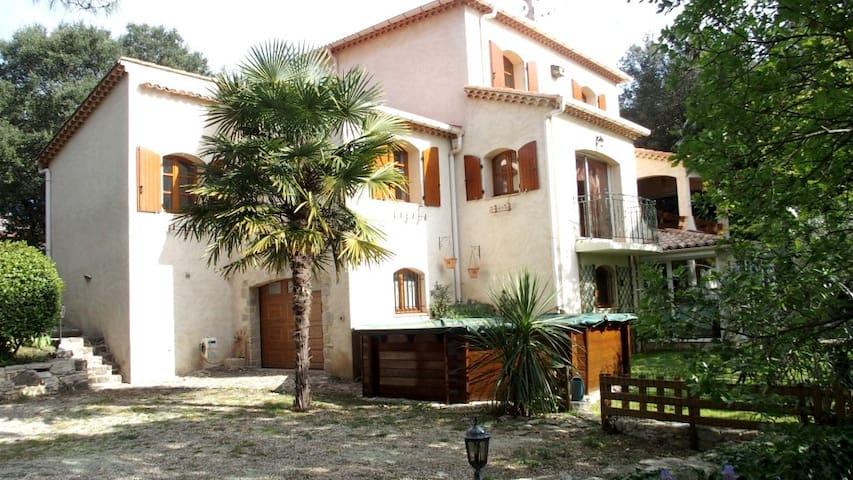 le moulin aux mésanges - Cendras - House