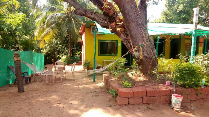 Krupasagar home stay near Wairy beach few min walk