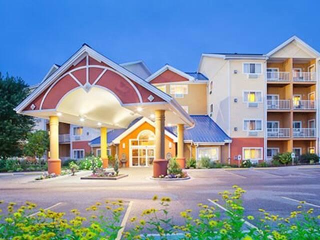 Bluegreen Odyssey in Wisconsin Dells - Wisconsin Dells - Teilzeitwohnung
