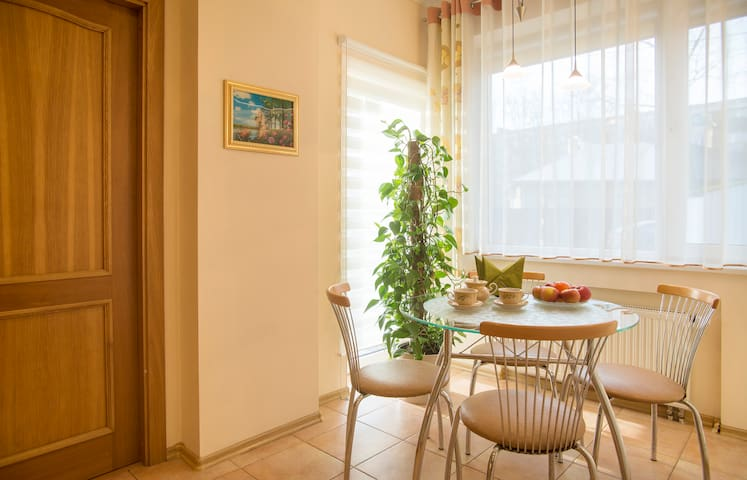 Not far from Old Riga; Free parking - Riga - Appartement