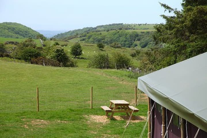 Cheddar Gorge Collection - Canvas Lodge collection 6P