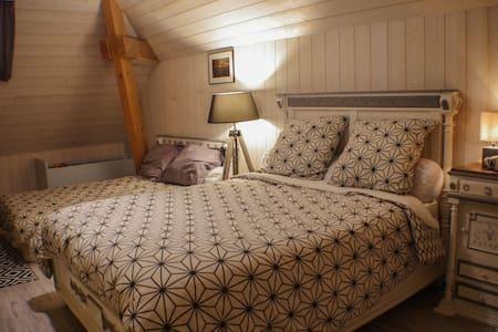 Manseng Folies vue d'ensemble sur les 3 lits