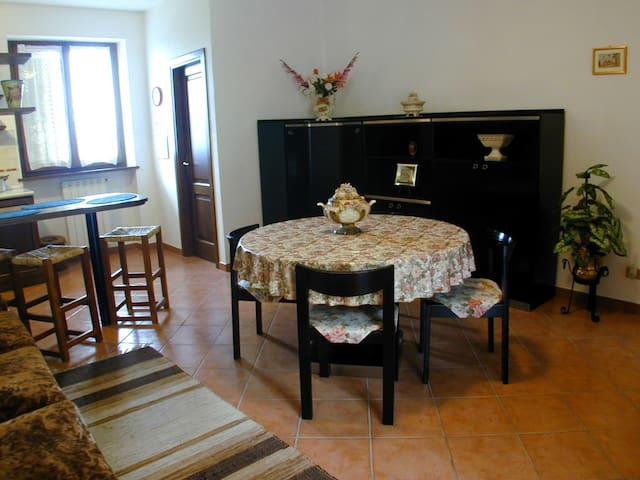 Relax apartment, on Amiata's slopes - Stribugliano - Departamento