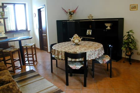 Relax apartment, on Amiata's slopes - Stribugliano - Apartment