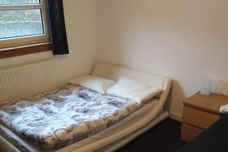 3rd Bedroom in Bearsden close to West Highland