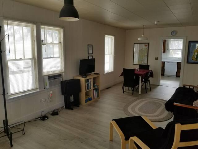Updated Living Room - February 2018