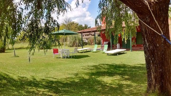 Casa De Campo En Pinzon