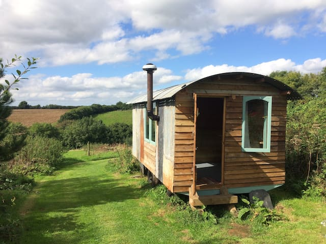Eco hut in beautiful rural Cornwall - Saint Keyne