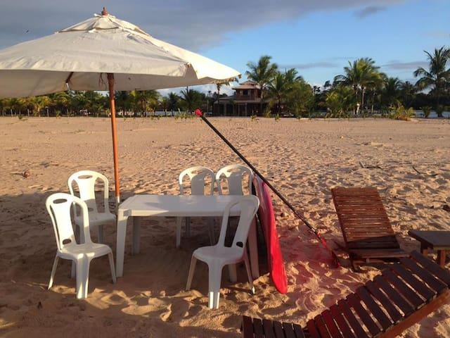 Casa de Praia Por do Sol - Maraú - Dům
