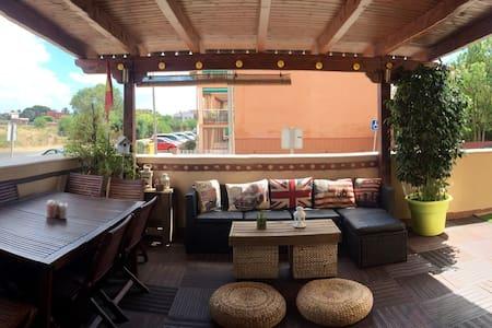 Playa, sol y siesta. Relax en Cartagena - Los Urrutias - Apartament