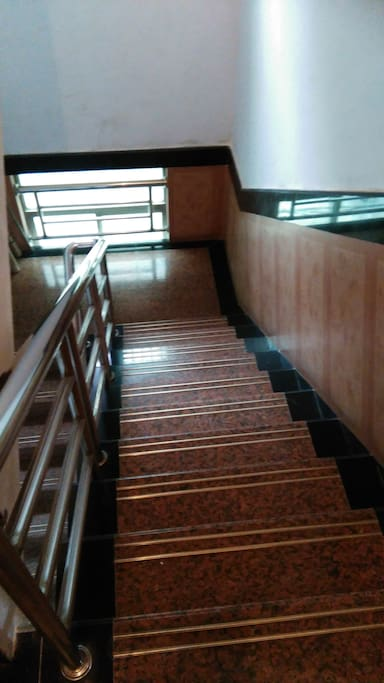 内部楼梯图
