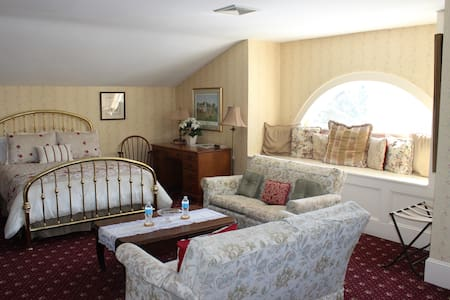 Bykenhulle House B&B Room 1 Suite - Hopewell Junction