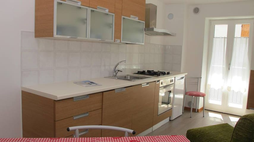 Nice apartment in Folgaria recently renovated - San Sebastiano