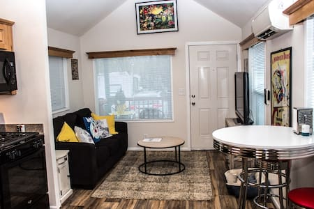 The Looney Tunes Tiny House